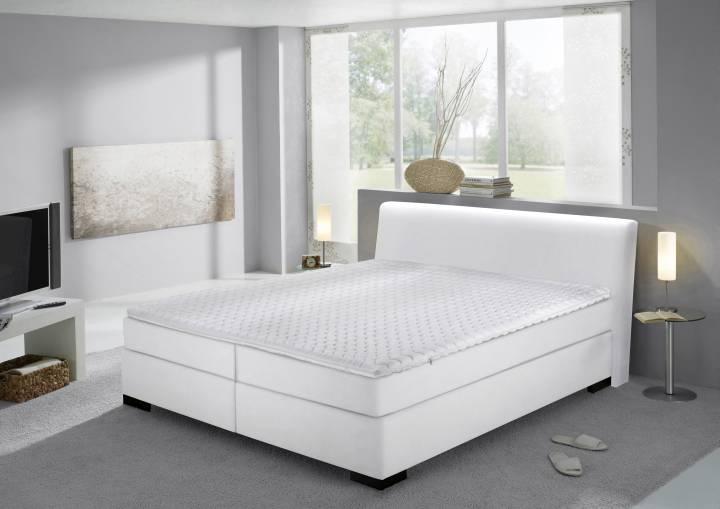 boxspringbett quinto bei. Black Bedroom Furniture Sets. Home Design Ideas