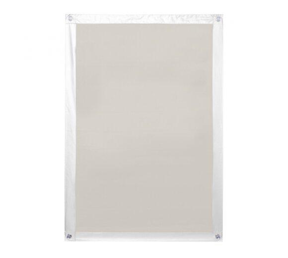 dachfenster sonnenschutz beige 47x91 5 cm wohnfuehlidee. Black Bedroom Furniture Sets. Home Design Ideas
