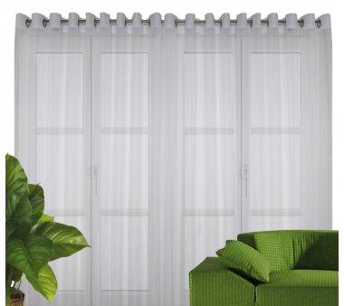 gardine store nach ma zypern wei g nstig kaufen. Black Bedroom Furniture Sets. Home Design Ideas