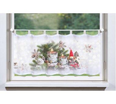 Weihnachtsdeko Gardinen.Weihnachtsdeko Für Ein Stimmungsvolles Zuhause