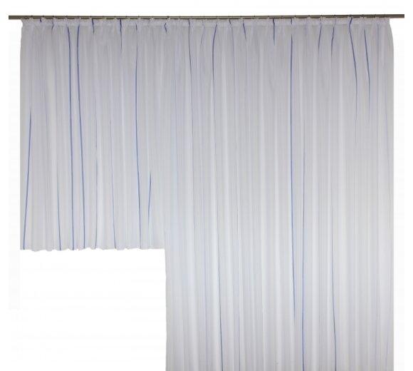 gardine store nach ma betsy blau faltenband kaufen. Black Bedroom Furniture Sets. Home Design Ideas