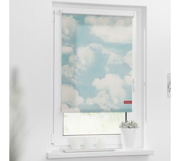 raffrollo transparent ohne bohren great rollo zum klemmen. Black Bedroom Furniture Sets. Home Design Ideas