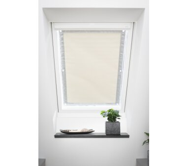 Lichtblick Dachfenster Sonnenschutz Haftfix, ohne Bohren,...