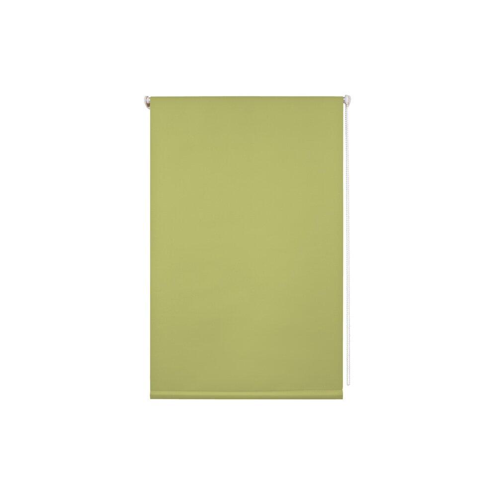 rollo thermo rollo apfelgr n 45x150 cm liedeco. Black Bedroom Furniture Sets. Home Design Ideas