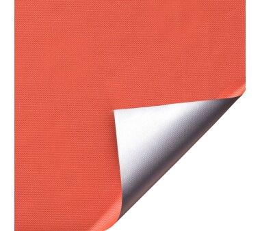 LIEDECO Klemmfix-Rollo Verdunklung mit Thermobeschichtung 100 x 150cm Fb. terracotta inkl. Klemmträger