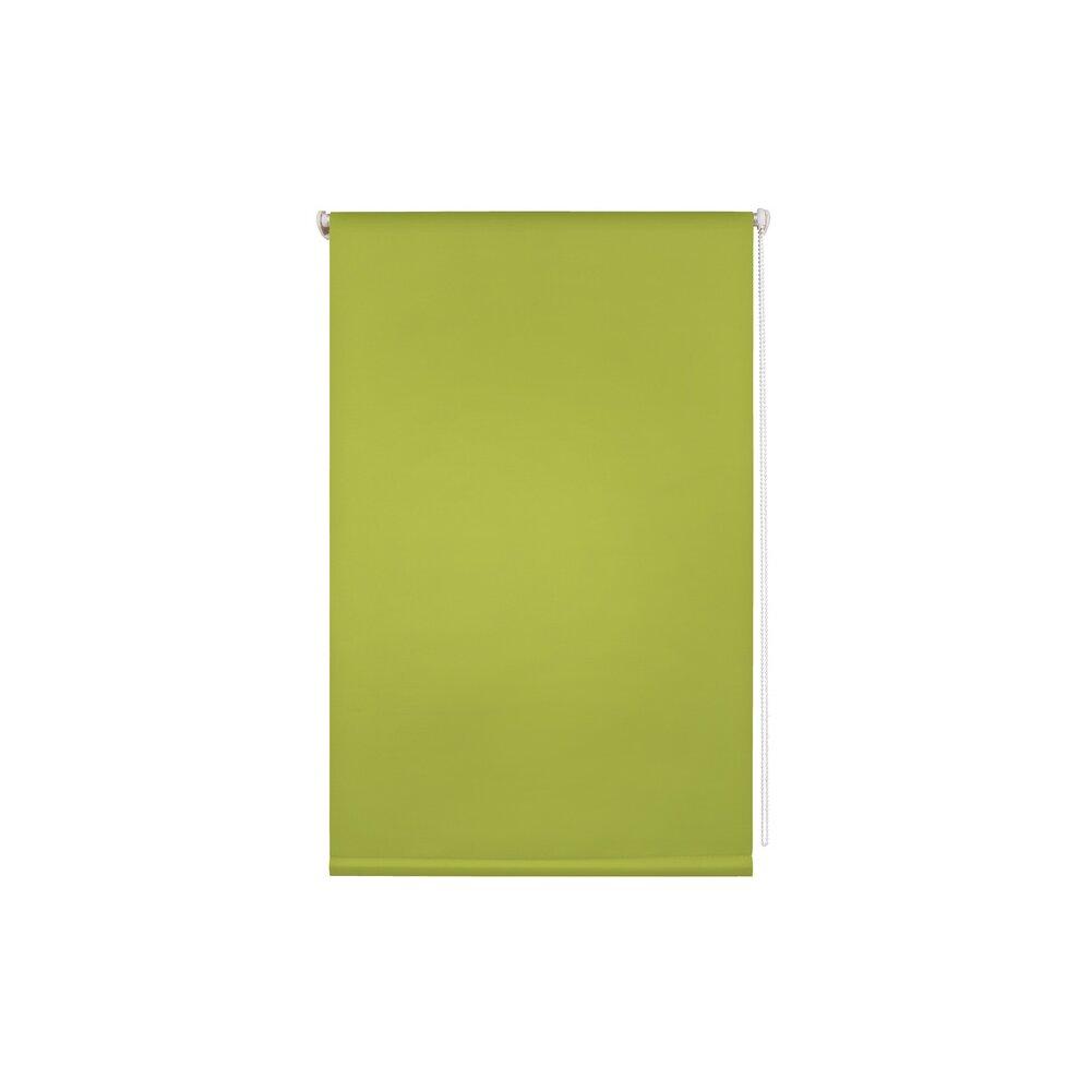 rollo klemmfix rollo gr n 100x150 cm liedeco. Black Bedroom Furniture Sets. Home Design Ideas