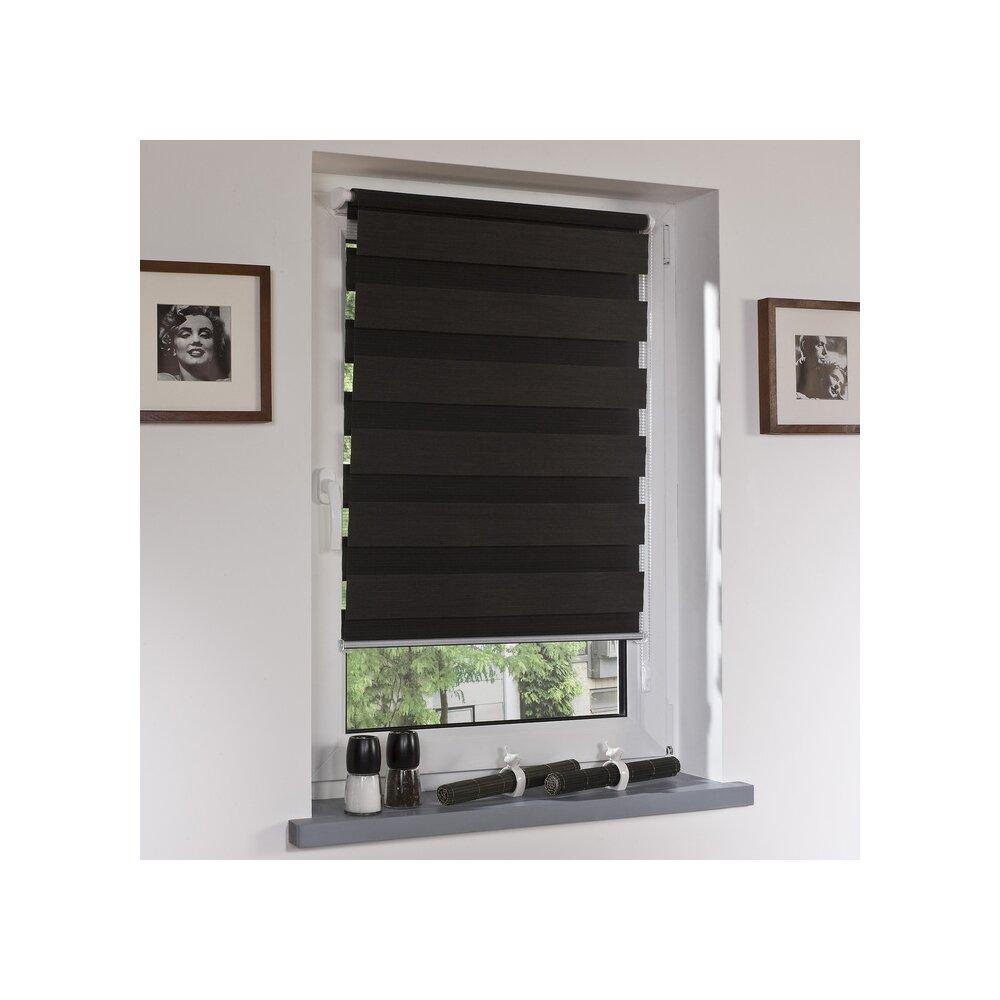 duo rollo anthrazit 100x160 cm von liedeco kaufen. Black Bedroom Furniture Sets. Home Design Ideas