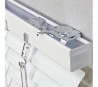 LIEDECO Jalousie aus Aluminium 070 x 220 cm weiß