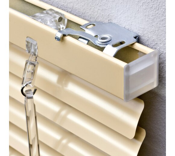 jalousie alu jalousie beige 80x220 cm liedeco. Black Bedroom Furniture Sets. Home Design Ideas