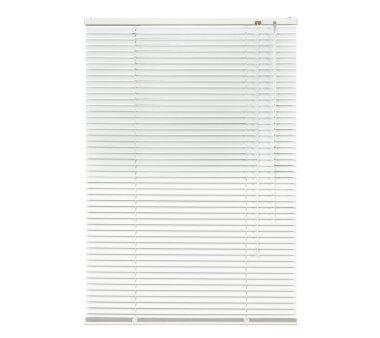 LIEDECO Jalousie aus Aluminium 090 x 130 cm weiß