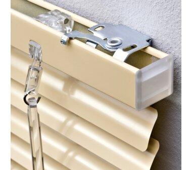 LIEDECO Jalousie aus Aluminium 090 x 130 cm beige