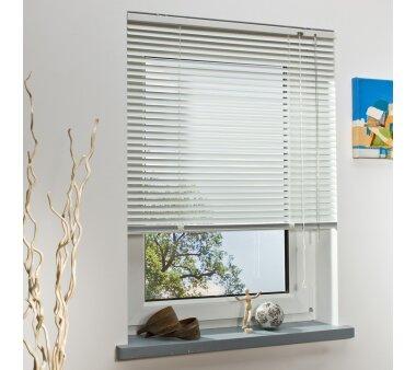 LIEDECO Jalousie aus Aluminium 090 x 160 cm weiß