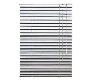 LIEDECO Jalousie aus Aluminium 090 x 160 cm silber