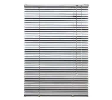 LIEDECO Jalousie aus Aluminium 090 x 220 cm silber