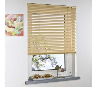 LIEDECO Jalousie aus Aluminium 090 x 220 cm beige