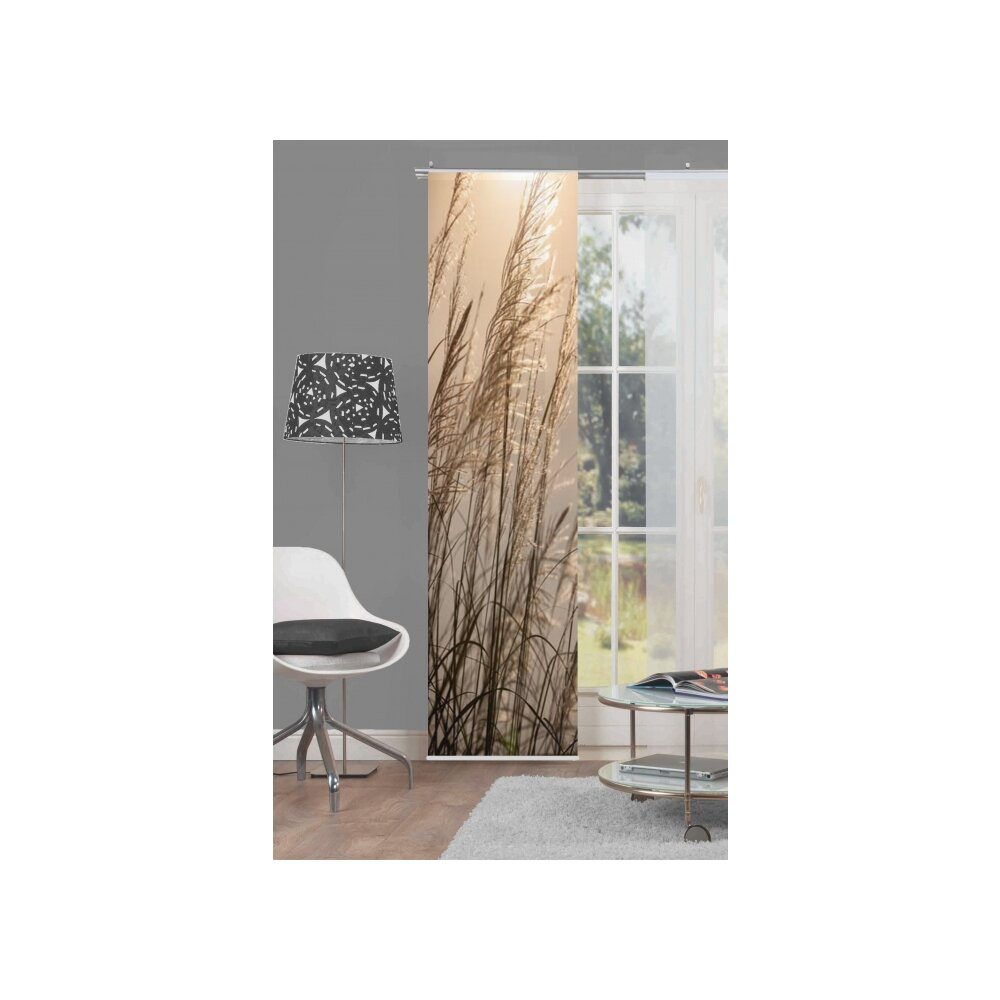 schiebevorhang susanna natur online kaufen. Black Bedroom Furniture Sets. Home Design Ideas