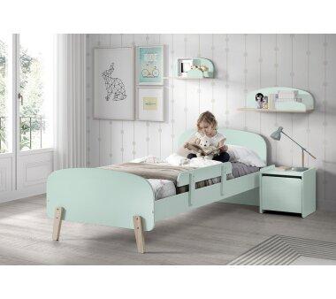 Vipack Absturzschutz für Einzelbett Kiddy,...