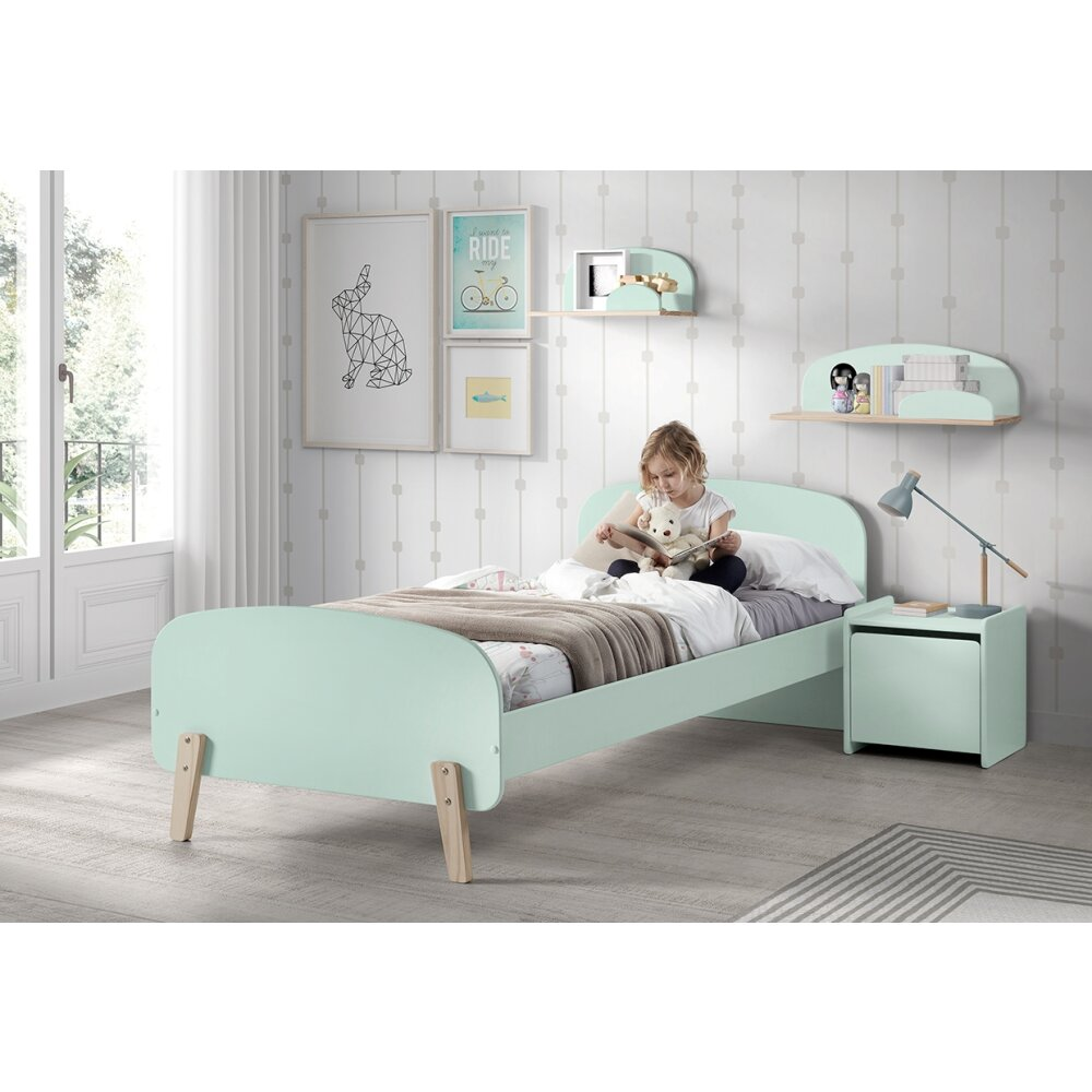 wandregal kiddy mint breite 45 cm von vipack kaufen. Black Bedroom Furniture Sets. Home Design Ideas