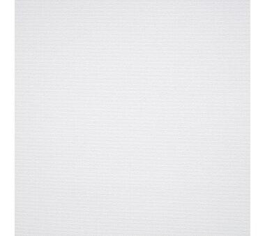 LIEDECO Volantrollo eckig, Uni-Verdunklung, weiß