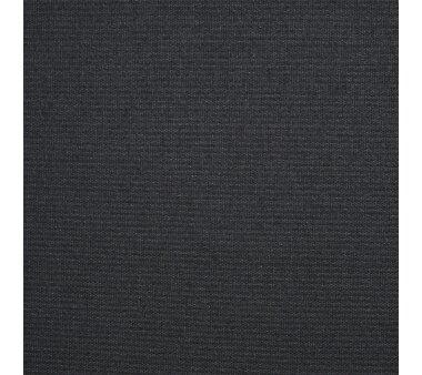 LIEDECO Volantrollo eckig, Uni-Verdunklung, schwarz