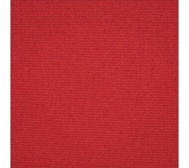 LIEDECO Volantrollo eckig, Uni-Lichtdurchlässig, rot