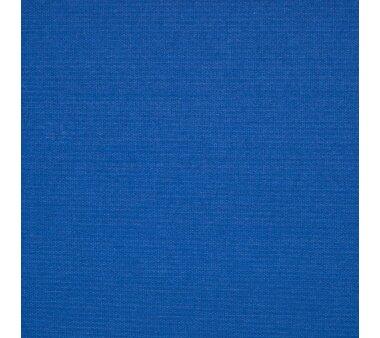 LIEDECO Volantrollo eckig, Uni-Lichtdurchlässig, blau