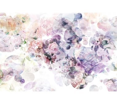 Vlies Fototapete KOMAR, WISH, 4 Teile, BxH 368 x 248 cm