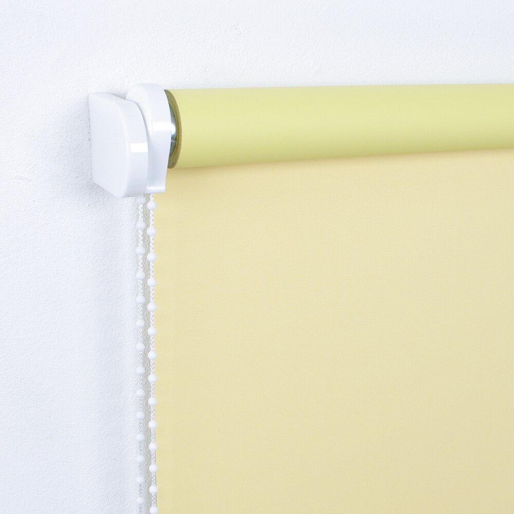 ma rollo seitenzug verdunklung gelb wohnfuehlidee. Black Bedroom Furniture Sets. Home Design Ideas