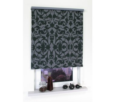rollos nach ma viele farben bei wohnfuehlidee. Black Bedroom Furniture Sets. Home Design Ideas