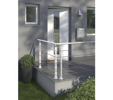 DOLLE Eckverbinder Set passend für Geländerset...
