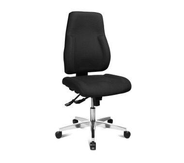 Topstar professioneller Büro-Drehstuhl, 17 07, schwarz