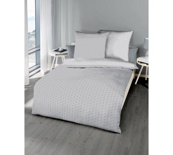 satin bettw sche moment grau von k ppel kaufen. Black Bedroom Furniture Sets. Home Design Ideas