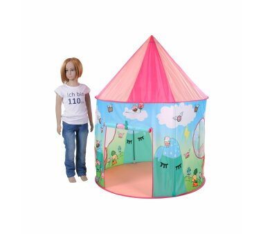 KNORRTOYS Spielzelt THEODOR & FRIENDS multicolor,...