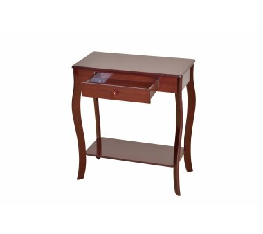 Beistell- /Telefontisch 2993, mit 1 Schublade und...
