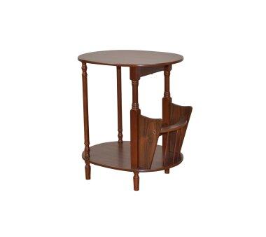 Beistell- /Telefontisch 2976, mit 2 Ablageböden,...