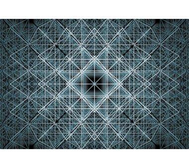 Vlies-Fototapete KOMAR, MATRIX, 4 Teile, BxH 368 x 248  cm