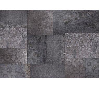 Vlies-Fototapete KOMAR, AMBRA NERA, 4 Teile, BxH 368 x...