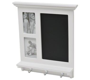 Duraline Wandregal Classic,  mit Memo-Tafel, Fotorahmen...