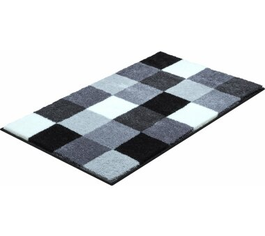 GRUND Badteppich-Serie BONA, Farbe grau