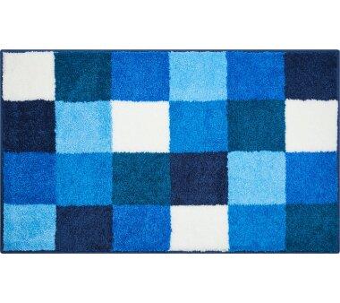 GRUND Badteppich-Serie BONA, Farbe blau
