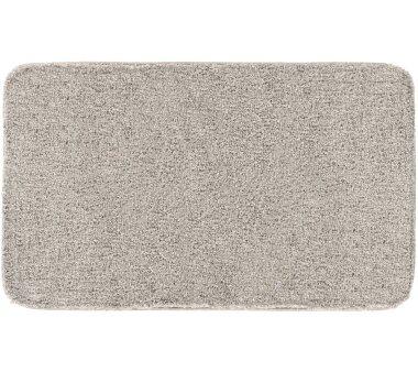 GRUND Badteppich-Serie Melange, unifarben, Farbe taupe