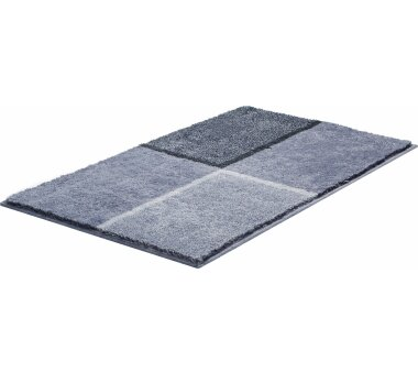 GRUND Badteppich-Serie DIVISO, Farbe grau