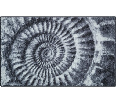 GRUND Badteppich-Serie AMMONA, Farbe grau