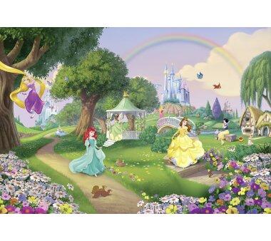 Fototapete SUNNY DECOR, Princess Rainbow, 8 Teile, BxH...