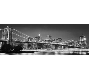 Fototapete SUNNY DECOR, BROOKLYN BRIDGE, 4 Teile, BxH 368...