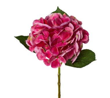 Kunstblume Hortensie, 2er Set, Farbe pink, Höhe ca....