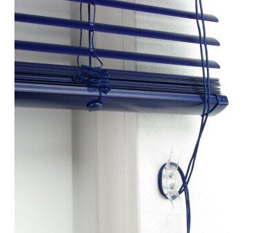 LIEDECO Jalousie aus PVC  060 x 220 cm  Fb. orientblau