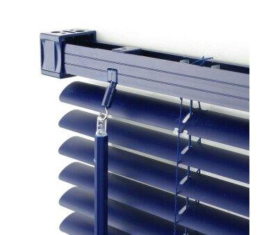 LIEDECO Jalousie aus PVC  080 x 220 cm  Fb. orientblau