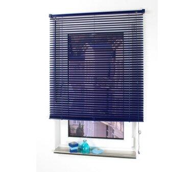 LIEDECO Jalousie aus PVC  110 x 160 cm  Fb. orientblau