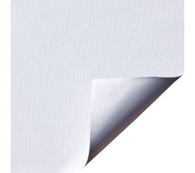 LIEDECO Klemmfix-Rollo Verdunklung mit Thermobeschichtung  075 x 150 cm  Fb. weiß